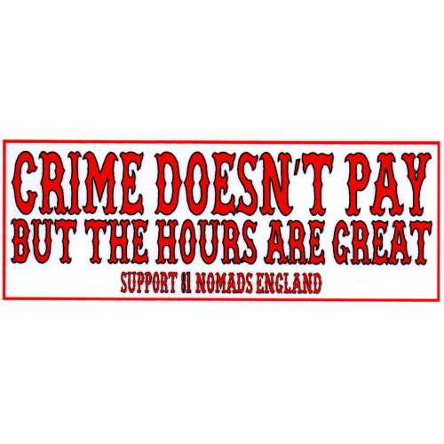 Crime doesn't pay essay