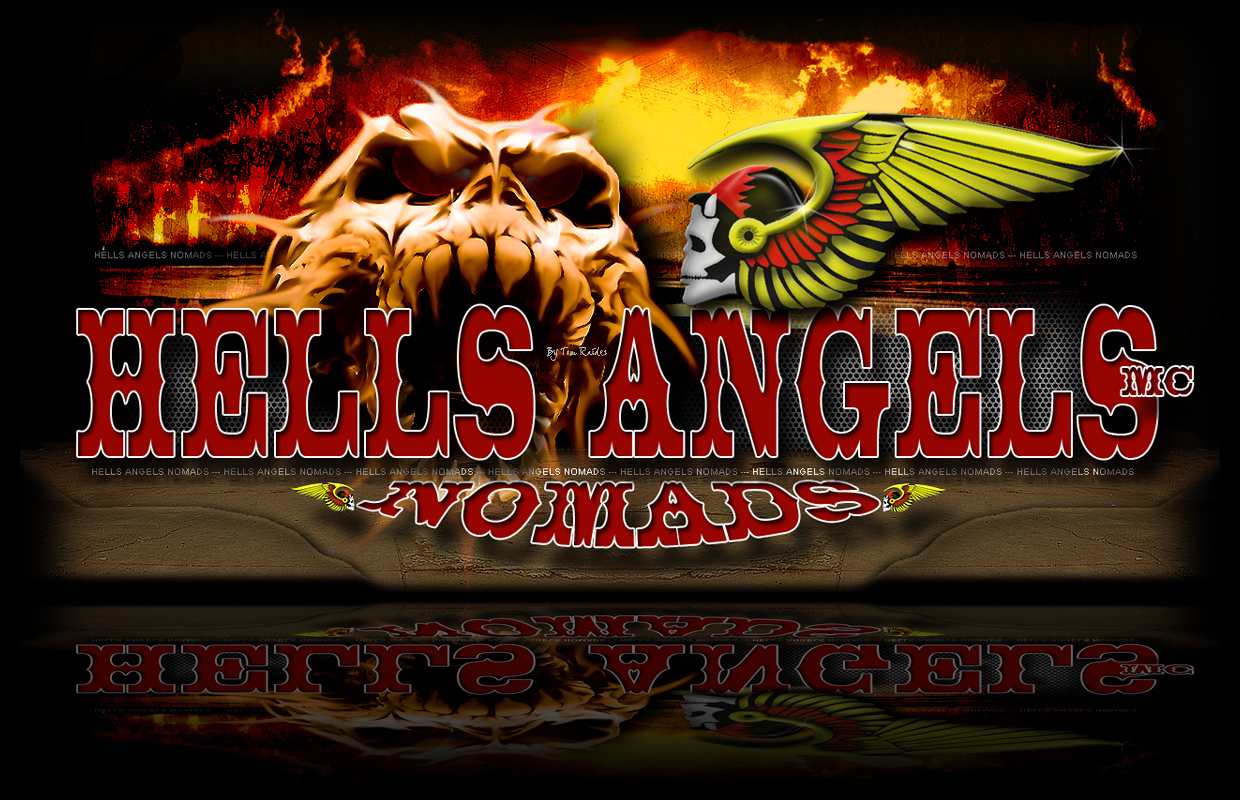 Main Page - Hells Angels Nomads England