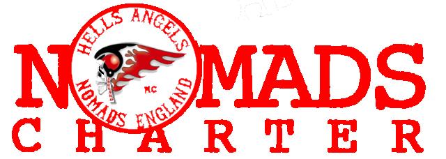 Hells Angels Nomads England Logo